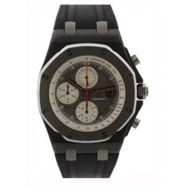 Audemars Piguet Royal Oak Offshore Chronograph Stahl 42mm Grau