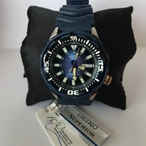 """Seiko """"BABY TUNA"""" LIMITED EDITION SUPERIOR BLUE DIVER WITH NEW..."""