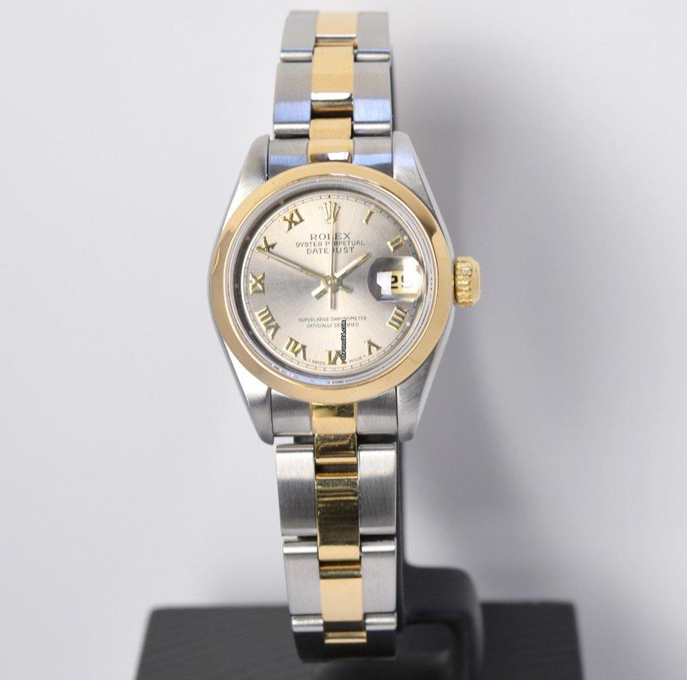 4510439df72 Rolex Oyster Perpetual Lady Datejust por 3.050 € para vender por um Seller  na Chrono24