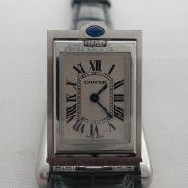 Cartier Quartz použité Tank (submodel)