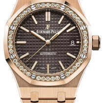 Audemars Piguet Royal Oak Lady new 2019 Automatic Watch with original box and original papers 15451OR.ZZ.1256OR.04