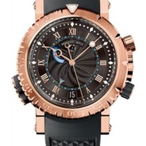 Breguet Marine pre-owned 45mm Rose gold