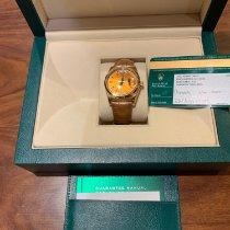 Rolex Day-Date 36 Yellow gold 36mm Green No numerals Thailand, Bangkok