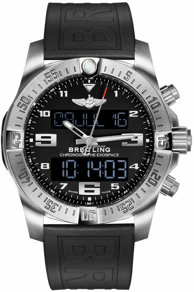 0529cc9ea8b Comprar relógio Breitling Exospace B55 Connected