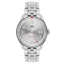 Oris Steel 50mm Automatic 01747770144610782285 new United States of America, Florida, Sarasota