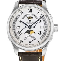 Longines L2.739.4.71.3 Steel Master Collection 44mm new United States of America, New York, Brooklyn