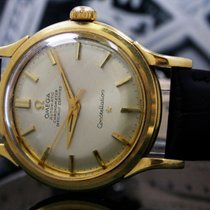 Omega Yellow gold Automatic 2782/2799 SC pre-owned