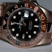Rolex GMT-Master II 126715CHNR pre-owned
