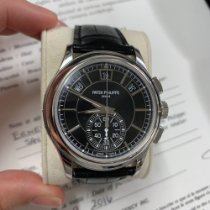 Patek Philippe Annual Calendar Chronograph 5905P-010 2016 pre-owned
