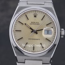 Rolex Datejust Oysterquartz Steel 36mm Silver No numerals United Kingdom, London, Paris, Brussels & Barcelona face to face delivery only - Other cities shipping with Brinks & DHL Express