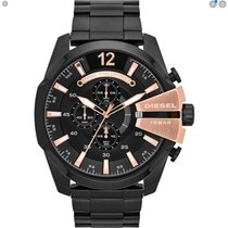 Diesel Steel Quartz DZ4309 new