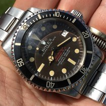 Rolex Sea-Dweller 1665 double red 1967 pre-owned