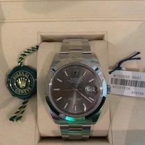 Rolex Datejust nieuw 2018 Automatisch Horloge met originele doos 126300