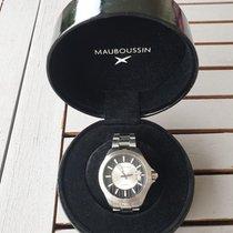 Mauboussin 40mm Remontage automatique H0000000463 occasion France, Marseille