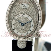 Breguet Reine de Naples White gold 25mm Mother of pearl Roman numerals United States of America, New York, New York