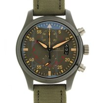 IWC Pilots Miramar Iw388002 Steel Pvd 46mm (official Price:...