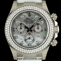 Rolex 116589 White gold Daytona 40mm