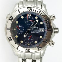 Omega Seamaster Diver 300 M Steel 42mm Blue No numerals Australia, Glen Waverley Vic.