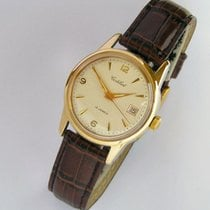 Cortébert Gold/Steel 35mm Automatic pre-owned
