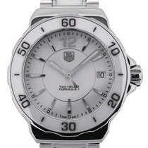 TAG Heuer Formula 1 Quarz 37 White Ceramic