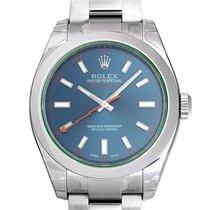 Rolex Milgauss 116400GV 2020 neu