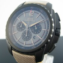 Bomberg Chronograph 44mm Quartz 2019 new Grey