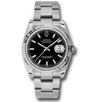 Rolex Datejust 116234 BKSO new