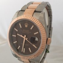 Rolex Datejust II Chocolate dial
