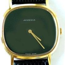 Juvenia Yellow gold 31mm Manual winding 8919N new