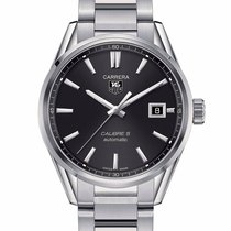 TAG Heuer Carrera Calibre 5 WAR211A.BA0782 2019 new