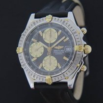 Breitling Chronomat Gold / Steel B13352