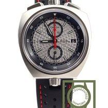 Omega Seamaster Bullhead Limited edition silver dial chrono NEW