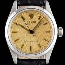Rolex Chronometer 34mm Handopwind 1952 tweedehands