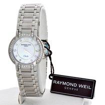 Raymond Weil Women's 2321-STS-00985 Othello Steel MOP Dial...