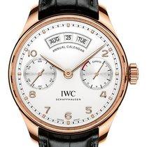 IWC IW503504 Portugieser Annual Calendar Watch