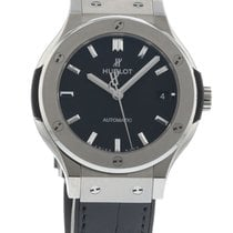 Hublot Classic Fusion 565.NX.1171.LR Watch with Leather...