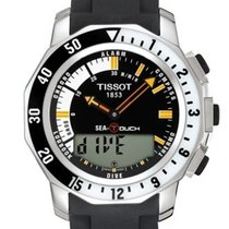 Tissot Sea-Touch usados 44mm Acero