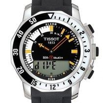 Tissot Sea-Touch tweedehands 44mm Staal