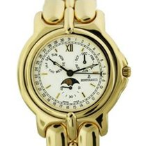 Bertolucci Chronograph 38mm Automatic pre-owned Pulchra Champagne