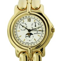 Bertolucci Yellow gold Automatic Champagne 38mm pre-owned Pulchra