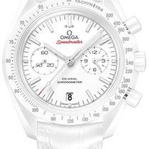 Omega Speedmaster Professional Moonwatch Cerámica 44.2mm Blanco