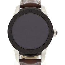Montblanc Summit Smartwatch 46mm Quartz Brown Leather Strap