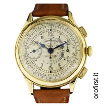 Wyler Vetta Yellow gold 37mm Manual winding 2456 pre-owned