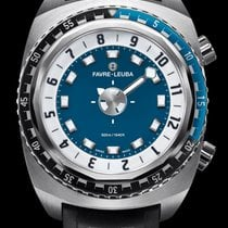 Favre-Leuba Steel Automatic 00.10101.08.52.31 new