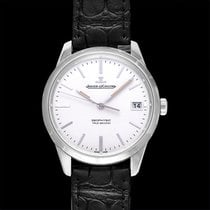 Jaeger-LeCoultre Geophysic True Second Acero 39.6mm Plata