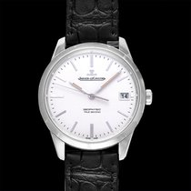 Jaeger-LeCoultre Geophysic True Second Steel 39.6mm Silver United States of America, California, San Mateo