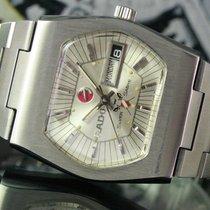 Rado Vintage Rado Silver Sabre Automatic Quick Day Date Steel Men