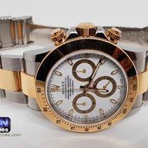 Rolex Daytona usados 40mm Acero y oro