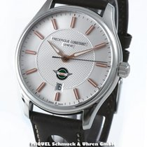 Frederique Constant Vintage Rally Staal 40mm Zilver