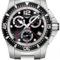 Longines HydroConquest new 41mm Steel